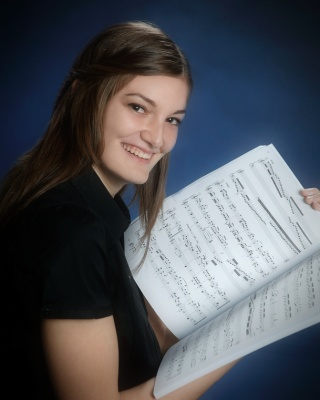 2012 - Ashley Kurkjian - Saxophone
